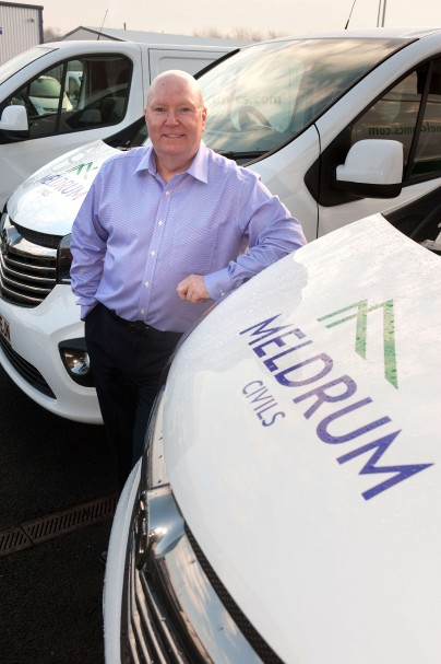 FLEET MANAGER'S CAREER MOVES INTO TOP GEAR....