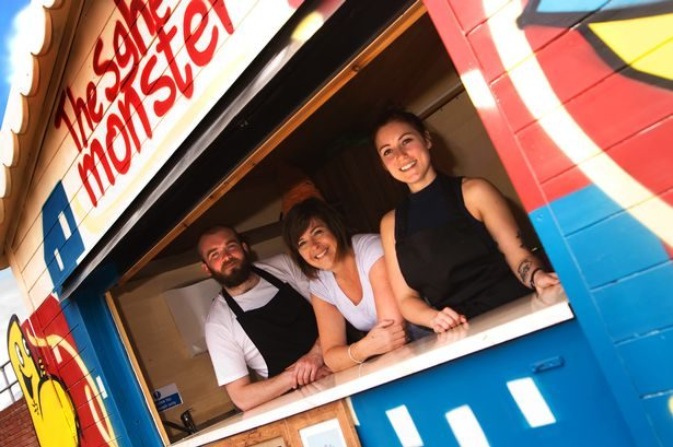 Newcastle Italian food business is launched with help from owner's former employer