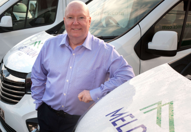 Fleet Manager's Career Moves Into Top Gear