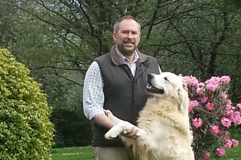 It's a Dog's Life for Former Energy Worker