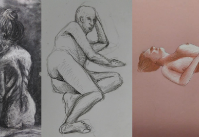 Drawing From Experience Ahead of University