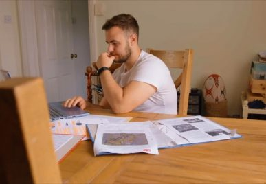 The Higher Education Bursary: Ben's Story