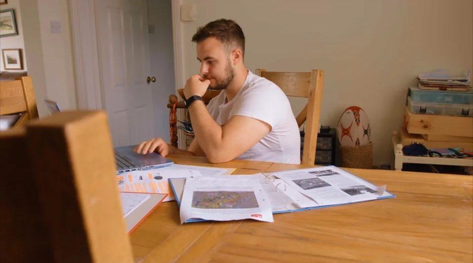 The Higher Education Bursary: Ben's Story