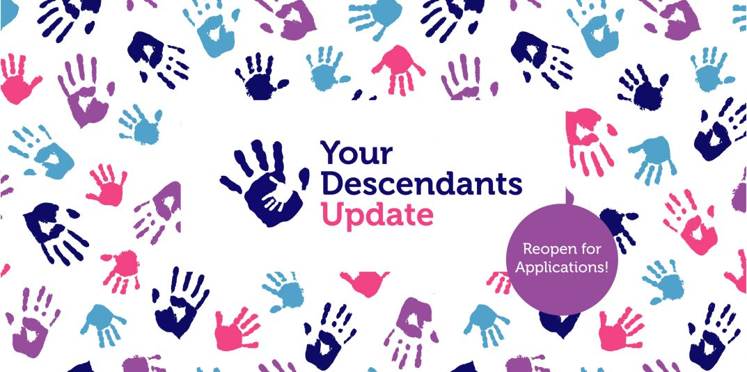Your Descendants Update Has Now Reopened For Applications